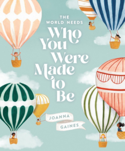 Gaines, The World Needs Who You Were Made To Be, lg