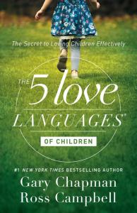 Chapman, 5 Love Languages Children, lg2