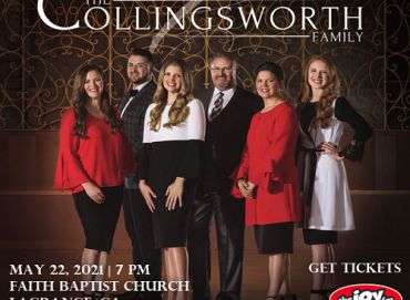 Collinsworth Family Lagrange concert