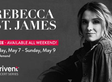 Rebecca St. James Concert Series