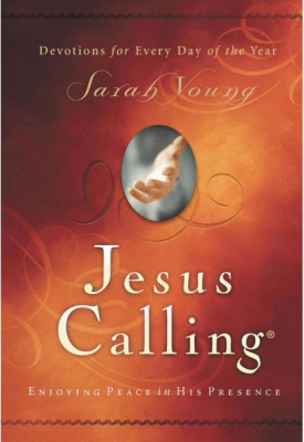 Young, Jesus Calling, lg